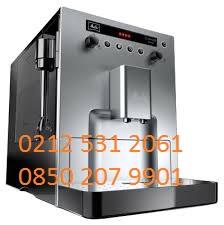 Melitta espresso kahve makinesi servisi
